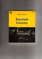 SWEDISH CINEMA - BY PETER COWIE - SOFTBACK BOOK -1966