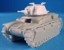Milicast BG033 1/76 Resin WWII German PzKpfw 40R(f) Tank