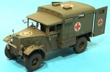 1/35th Accurate Armour WWII British Humber FWD 8cwt Ambulance