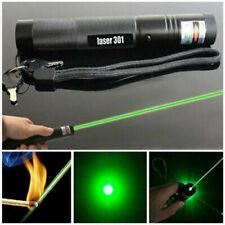 10miles Laserpointer Grün Präsentation 1mw 532NM 303 Laserlicht sichtbarer Neu