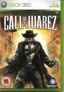 Call Of Juarez , XBox 360 Game, great condition.
