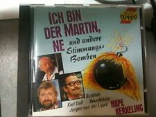 Ich bin der Martin, ne u.a. Stimmungs-Bomben (BMG/AE) Hape Kerkeling, Kar.. [CD]
