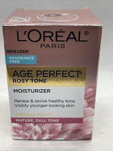 L'Oreal Age Perfect Rosy Tone Moisturizer, 1.7 oz