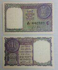 India - 1re - A11 - LK Jha C inset -  UNC
