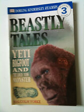BEASTLY TALES Dorling Kindersley Readers Series 3