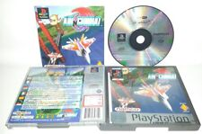 AIR COMBAT PAL - PlayStation 1 PS1 Play Station Game Bambini Gioco