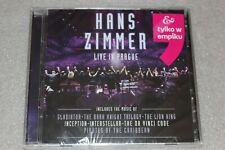 Hans Zimmer - Live in Prague 2CD NEW & SEALED