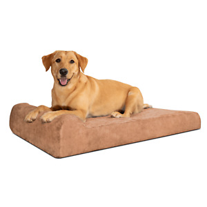 Barker Junior Orthopedic Dog Bed. The Big Barker for Small and Medium Dogs.