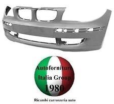 PARAURTI ANTERIORE ANT VERN BMW E87 S1 SERIE 1 07>11 2007>2011