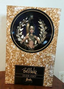 Bob Mackie GOLDEN LEGACY Barbie Doll NRFB 2009 Gold Label NEW Limited Edition