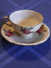 Hutschenreuther Arzberg INGEBORG Cup and Saucer Bavaria Germany