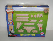 NEW Fisher Price Thomas & Friends Wooden Railway Train Figure 8 EXPANSION PACK