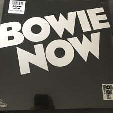 David Bowie - Now WHITE Vinyl LP - RECORD STORE DAY / RSD 2018 -- NEW AND SEALED