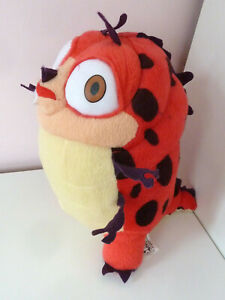 """Dreamworks 2009 Monsters Vs Aliens Insectosaurus Soft Plush Stuffed Toy 10"""""""