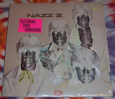 NAZZ Nazz III SGC RECORDS 1971 First Pressing GEORGE PIROS MASTERING NM Shrink
