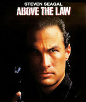 Nico: Above the Law BLU-RAY NEW