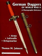 Book - German Daggers of World War II – A Photographic Reference: Volume 1