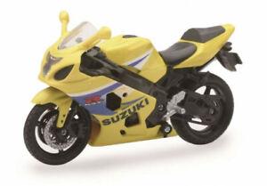 NEW67003J - Moto Sports Color Yellow - Suzuki 600 Gsxr