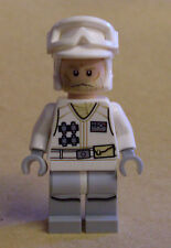 Lego Star Wars Hoth Rebel Trooper White Uniform (75146) personaje sabe gafas-nuevo