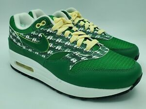 Nike Air Max 1 Premium Limeade Sneakers Shoes CJ0609-300 Size 6.5 / W 8