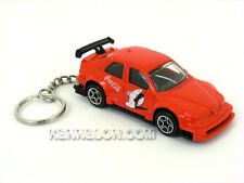 Custom Keychain Alfa Romeo 155 Red Coca Cola