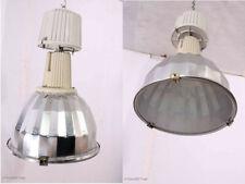 Große GEWISS Industrie Lampe Loft Deckenlampe Werkstattlampe Hängelampe / 3 vorh