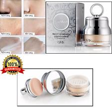 #1 BEST Makeup Face Powder Oil Control Loose Brightness Whitening Cosmetics 20g