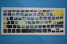 "Copritastiera Keyboard Cover Compatible with MacBook Air 13""- MacBook Pro 13""15"""