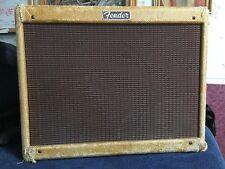 Vintage 1956 Fender Tweed Deluxe Amp  5E3 circuit