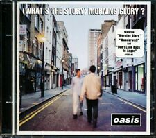 CD Oasis - (What's The Story) Morning Glory?