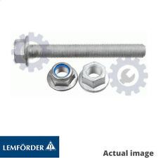 NEW REPAIR KIT WHEEL SUSPENSION FOR BMW X3 F25 N47 D20 C N57 D30 B LEMFORDER
