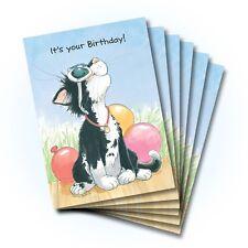 Suzy's Zoo Happy Birthday Card 6-pack 10322