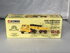 CORGI 15201 THE BREWERY COLLECTION SCAMMELL SCARAB  BNIB.      *NO CERTIFICATE *