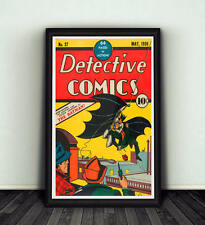 11x17 Detective Comics #27 Comic Book Cover Replica Poster DC Batman Dark Knight