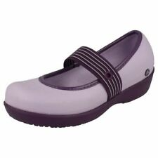 Scarpe da donna Mary Jane Crocs Piatto (Meno di 1,3 cm)