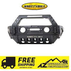 Smittybilt STRYKER Modular Front Bumper for 07-20 Jeep Wrangler JK & JL - 76730