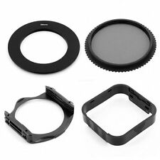 58mm Adapter Ring,CPL Filter + P-Holder + Hood fo Cokin P Series System,US selle