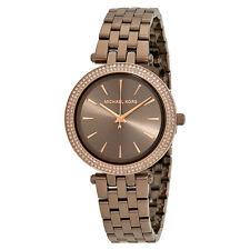 Michael Kors Sable Brown Dial Ladies Watch MK3553