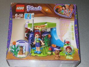 LEGO FRIENDS SET 41327 MIA'S BEDROOM  - BRAND NEW