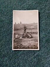 More details for a8g  real photograph postcard palestine police prisoners escort 1930