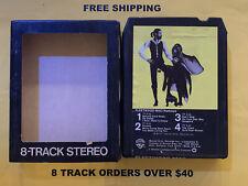 Fleetwood Mac Rumours 8 track tape tested W/ Sleeve