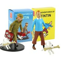 2PCS The Adventures Of Tintin Thomson /& Thompson Figure Loose Toy