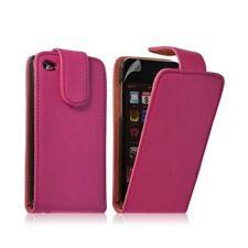 Housse coque étui pour Apple Ipod 4G couleur rose fuschia + film protection écra