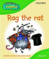 Read Write Inc. Phonics: Rag the rat Book 2a (Re, Ruth Miskin, New