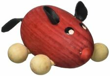 WARE WOOD CRAZY MOUSE CHEW FOR SMALL ANIMAL TOY CHEW. FREE SHIPPING IN THE USA