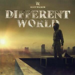 ALAN WALKER - DIFFERENT WORLD   CD NEU