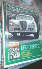 RUOTECLASSICHE + MOTOCLASSICHE# 49 -APRILE1992- AURELIA B 20-HARLEY DAVIDSON
