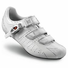 Diadora Tornado SPD-SL Clipless Road Bike/Cycling/Cycle Shoes - Euro 43 - White