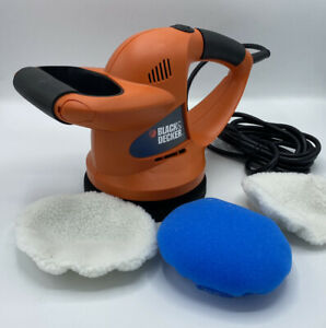 Black & Decker WP900 6in Random Orbit Waxer-Polisher (New w/o Box)
