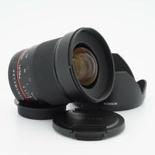 Rokinon 24mm F/1.4 ED AS IF UMC Lens for Canon